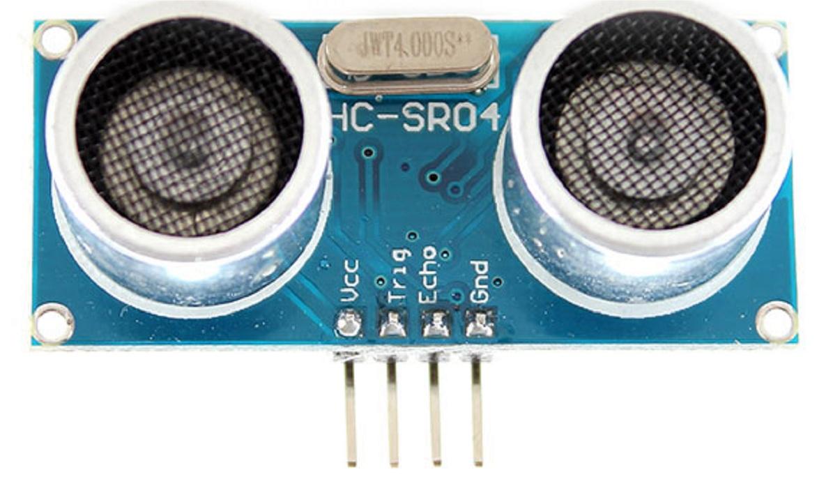 Medição de Distância com Sensor Ultrassônico e RL78