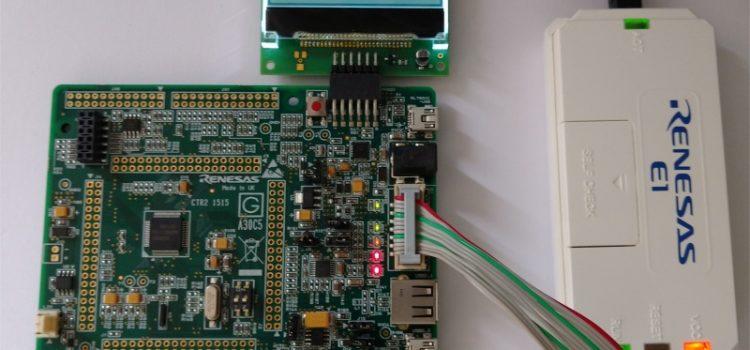 RX111 – avaliação do starter kit e visão geral da linha RX100 da Renesas