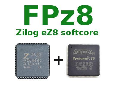 FPz8 – Microcontrolador Open Source em VHDL